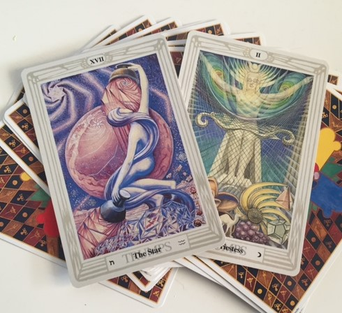 Image for Intuitive Tarot Readings