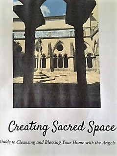 Cover for Creating Sacred Space Ebook